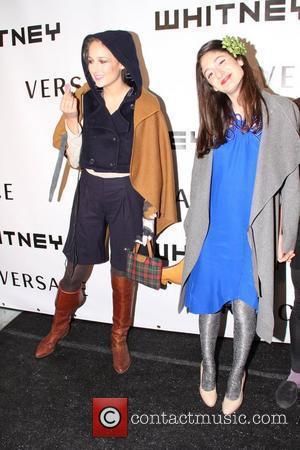 Leelee Sobieski and Versace