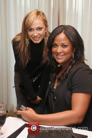 Karina Smirnoff and Laila Ali
