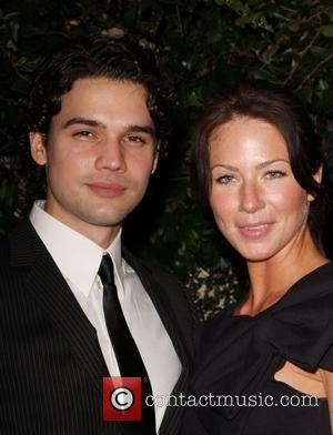 Steven Strait, Lynn Collins Women in Film's 2nd Annual Pre-Oscar Cocktail Party held at a private residence in Bel Air...