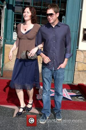 Jorja Fox and Eric Szmanda Former CSI: Crime Scene Investigation star William Petersen stands beside his newly unveiled star on...