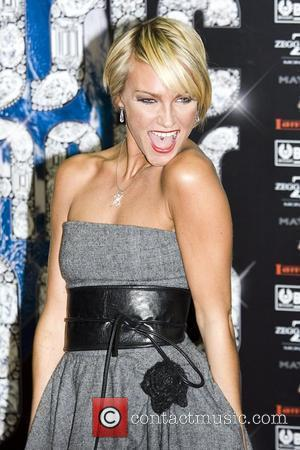 Kate Ryan World Music Awards 2008 at the Monte Carlo Sporting Club - arrivals Monte Carlo, Monaco - 09.11.08