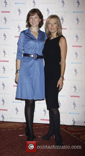 Fiona Bruce and Mary Knightingale Women of the Year Awards held at the Guildhall London, England - 13.10.08