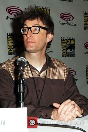 Tom Kenny 'Sit Down and Shut Up' guest panel WonderCon 2009 held at the Moscone Center San Francisco, California -...