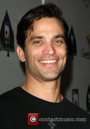 Johnathon Schaech The 7th Annual World Poker Tour Invitational held at Commerce Casino - Arrivals Los Angeles, California - 28.02.09