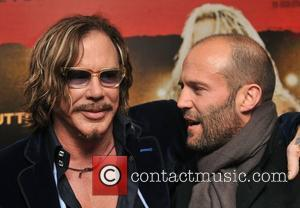 Mickey Rourke and Jason Statham