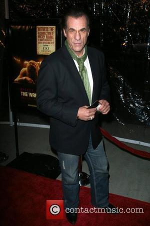 Robert Davi The L.A. Premiere of 'The Wrestler' held at the Academy of Motion Pictures Arts and Sciences Los Angeles,...