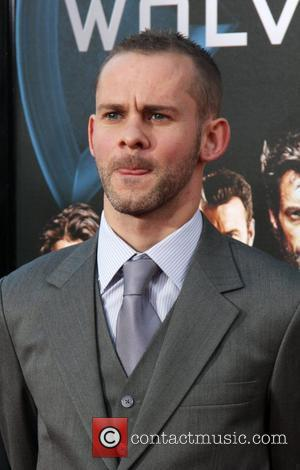 Dominic Monaghan and Wolverine