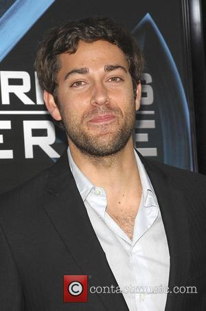 Zachary Levi and Wolverine