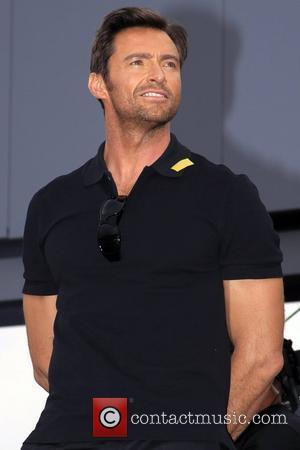 Hugh Jackman at the World premiere of X-Men Origins: Wolverine at Harkin's Theaters Temple, Arizona - 27.04.09