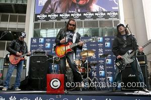Scott Ian Of Anthrax and Ace Frehley