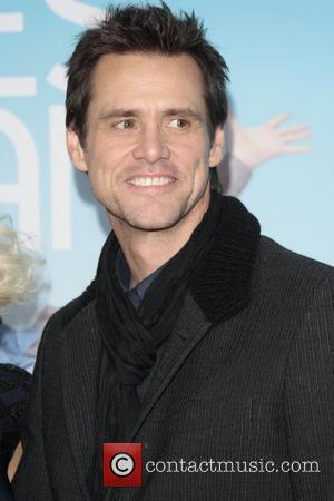 Jim Carrey Los Angeles Premiere of 'Yes Man' held at the Mann Village Theatre - Arrivals Los Angeles, California -...