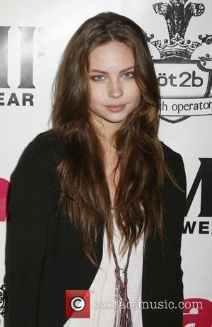 Daveigh Chase Star Magazine Event Celebrating 'Young Hollywood' Issue held Apple Restaurant & Lounge - Arrivals Los Angeles, California -...