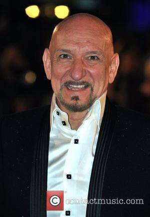 Ben Kingsley and Odeon Leicester Square