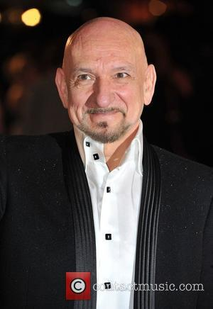Ben Kingsley, Odeon Leicester Square and The Young Vic