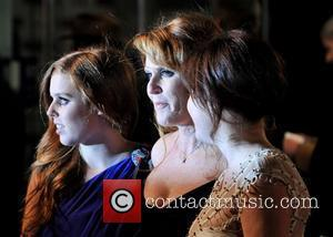 Princess Beatrice, Sarah Ferguson, Odeon Leicester Square and The Young Vic