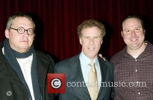 Adam McKay, Will Ferrell, Patrick Ferrell Opening Night After Party for 'You're Welcome America. A Final Night With George W....