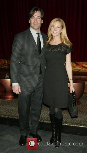 Jon Hamm and Jennifer Westfeldt