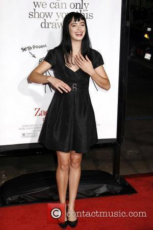 Krysten Ritter Los Angeles Premiere of 'Zack and Miri Make A Porno' held at Grauman's Chinese Theater Hollywood, California -...