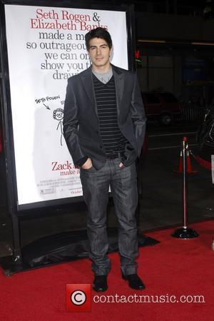 Brandon Routh Los Angeles Premiere of 'Zack and Miri Make A Porno' held at Grauman's Chinese Theater Hollywood, California -...