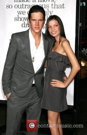 Jason Mewes and Fiancee Jordan Monsanto