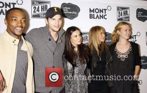 Anthony Mackie, Ashton Kutcher, Demi Moore, Jennifer Aniston and Julia Stiles