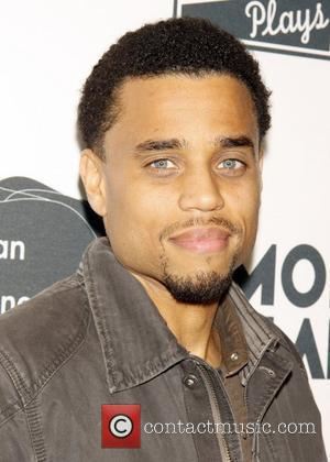 Michael Ealy arrive to the 9th Annual 24 Hour Plays on Broadway afterparty at The Opera Ballroom at Crest...
