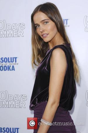 Isabel Lucas and Egyptian Theater