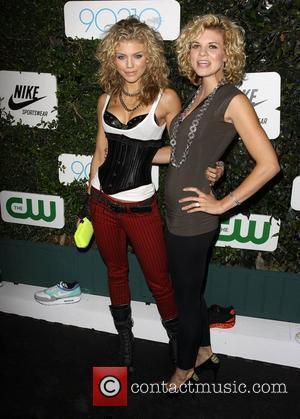 AnnaLynne McCord and Angel McCord