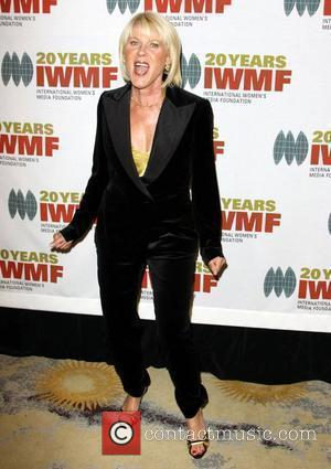 Alley Mills 4th Annual The IWMF Courage in Journalism Awards  Held at The Beverly Hills Hotel Beverly Hills, California...