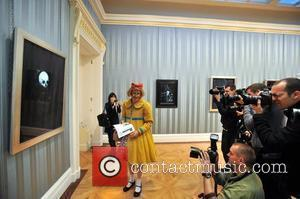 Grayson Perry and Damien Hirst