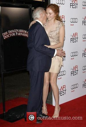 Christopher Plummer and Lily Cole 2009 AFI Fest - Screening Of The Imaginarium Of Doctor Parnassus Held at Grauman's Chinese...