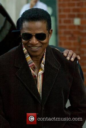Jackie Jackson leaving Mr. Chow in Beverly Hills California, USA - 23.10.09