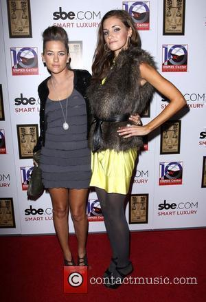 Katie Chonacas and Friend