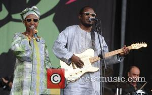 Amadou And Mariam and Glastonbury Festival