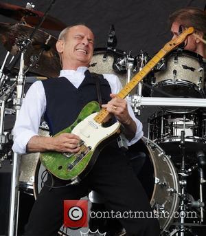 Status Quo and Glastonbury Festival