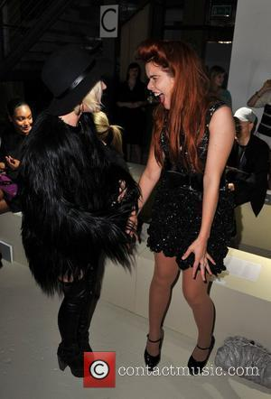 Paloma Faith and Jaime Winstone
