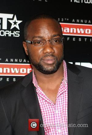 Malik Yoba at The 13th Annual UrbanWorld Film Festival Premiere of ' Law Abiding Citizen'  held at AMC 34th...