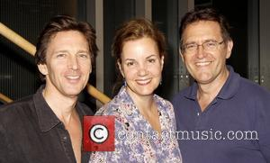Andrew Mccarthy, Margaret Colin and Victor Slezak