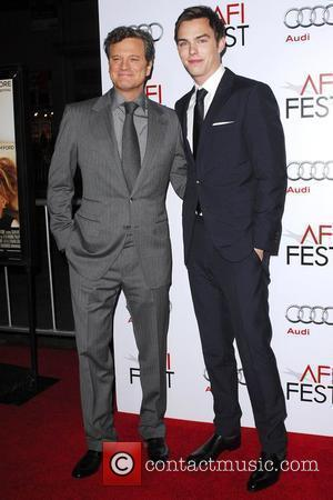 Nicholas Hoult and Colin Firth AFI Fest 2009 Screening Of 'A Single Man' Closing Night Gala held at Grauman's Chinese...
