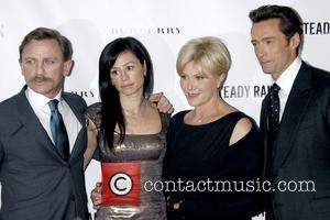 Daniel Craig and Deborra-lee Furness