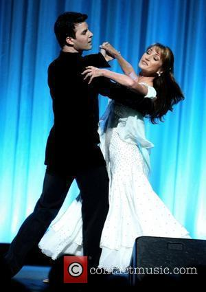 Jane Seymour and Jonathan Roberts AARP Expo Vegas@50 at Sands Expo Center - Day 3 Las Vegas, Nevada - 24.10.09