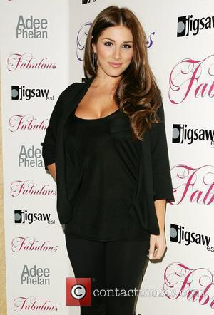 Lucy Pinder Adee Phelan Fabulous haircare launch party at Frankies Bar and Grill in West London London, England - 25.08.09