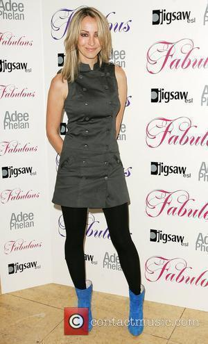 Natalie Appleton Adee Phelan Fabulous haircare launch party at Frankies Bar and Grill in West London London, England - 25.08.09