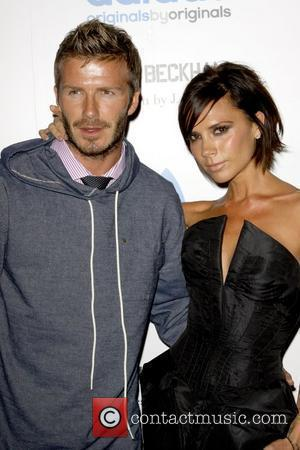 David Beckham and James Bond