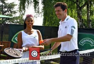 Tim Henman, Alesha Dixon and Strictly Come Dancing