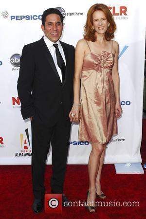 Oscar Nunez and wife 2009 ALMA Awards - Arrivals at Royce Hall, UCLA Los Angeles, California - 17.09.09