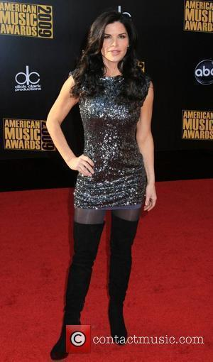 Lauren Sanchez 2009 American Music Awards - Arrivals held at the Nokia Theatre L.A. Live Los Angeles, California - 22.11.09
