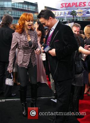 Reba McEntire 2009 American Music Awards - Arrivals held at the Nokia Theatre L.A. Live Los Angeles, California - 22.11.09