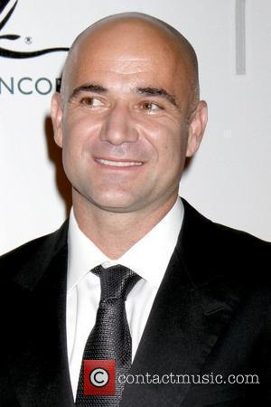 Agassi Got Shields' Approval For Memoir