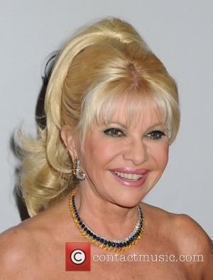 Ivana Trump 2009 Angel Ball held at Cipriani Wall Street - Arrivals New York City, USA - 20.10.09